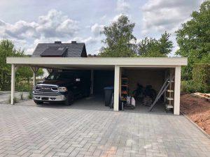 Montage Carport